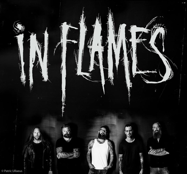 In Flames 2016 by Patric Ullaeus _
