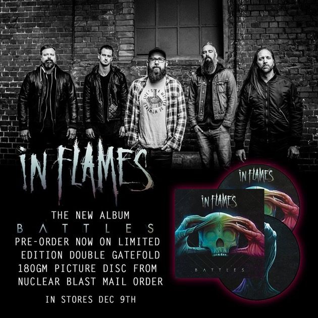 In Flames by Patric Ullaeus in Hamburg